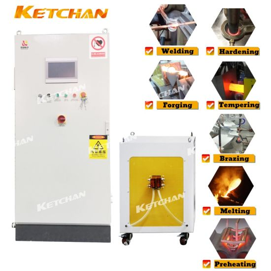 Hot Selling Stable Induction Heating Quenching Hardening Brazing Welding Forging Melting Tempering Annealing Preheating Heater