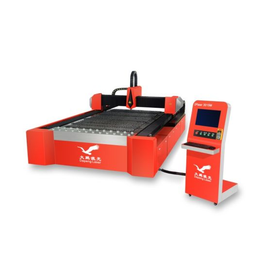 Heavy Duty Fiber Laser Cutting Machine 3000 Watts for Metal pictures & photos