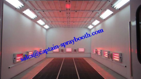 Infra-Red Light Heating Baking Finish House, Car Bake Oven pictures & photos