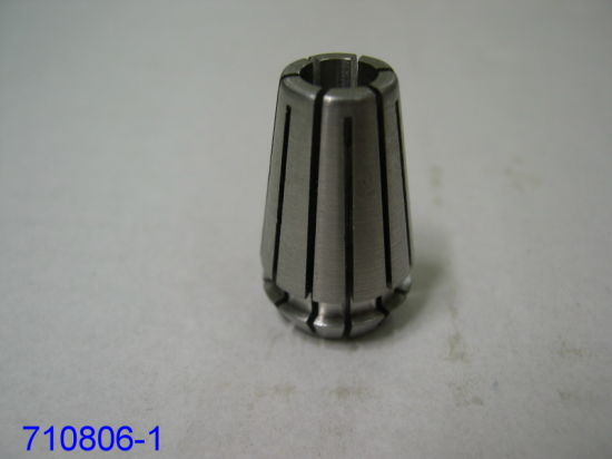 High Quality Water Jet Abrasive Cutting Head 3 Axis Spare Parts Collet pictures & photos