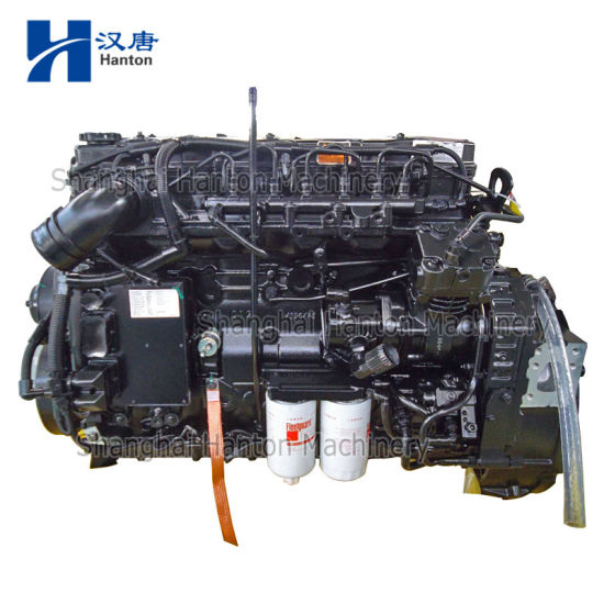 Cummins 6ISBE6.7 6ISDE6.7 diesel engine motor for construction equipment and automobile