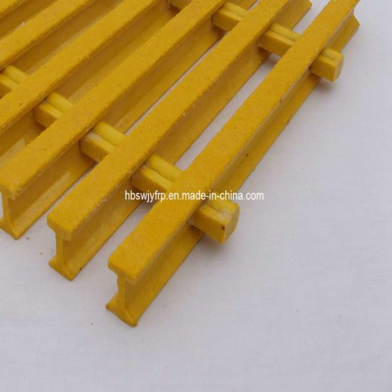 Fiberglass Pultruded Grating Made in China pictures & photos