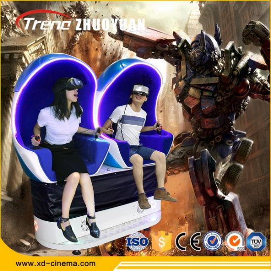 c0b69414448 China 2 Seats 9d Vr Glass Virtual Reality 9d Cinema Simulator ...