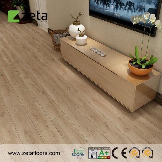 Spc Click Floor Spc Floor Tile with EVA /IXPE Foam