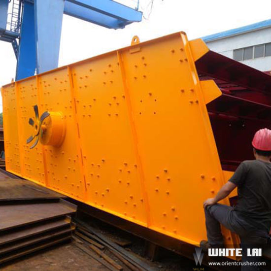 Yk Multi Deck Vibrating Screen (4YK-2160) pictures & photos