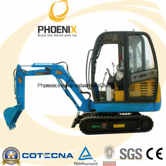 China Mini Excavator for Sale Yanmar Engine CE Certificate
