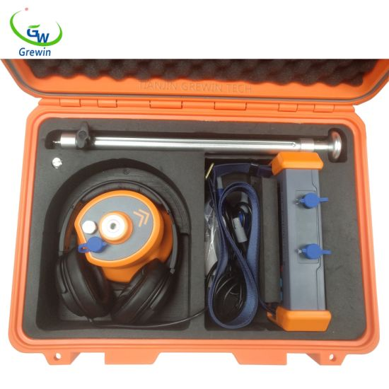 High Performance 0.1m Accuracy Acoustic Magnetic Electrical Conduit Cable Fault Test Equipment