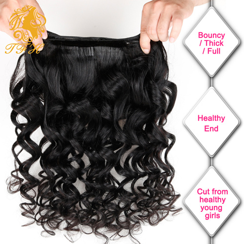 New Products 100% Brazilian Virgin Remy Human Hair Extension pictures & photos