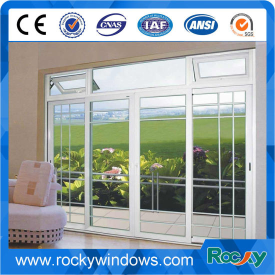 Aluminum Alloy Center-Pivoted Window/Aluminum Alloy Window/Aluminum Windows and Door pictures & photos