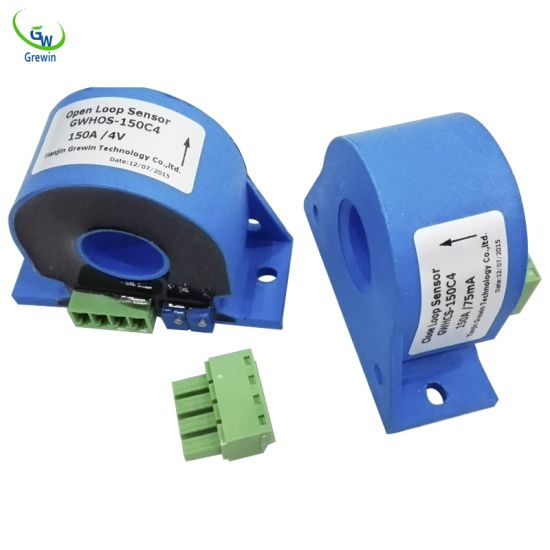 0.5 Accuracy 200mA Output Hall Current Transformer CT Sensor for Monitor