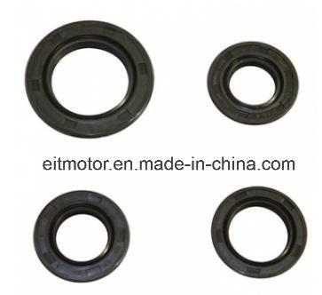 Oil Seal (FULL SET) for Chinese 50 Cc 4 Stroke- Gy6, 139qmb/Peugeot 50 Kisbee, V-Clic 4t/Sym 50 Orbit 4t/Baotian 50 Bt49qt 4t