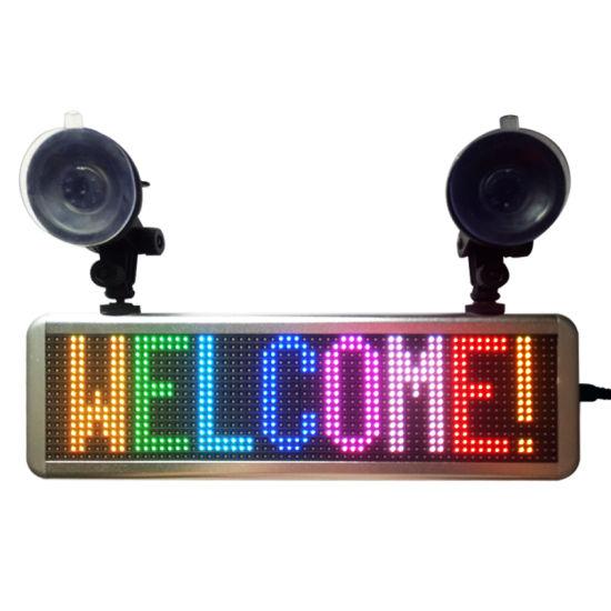 China P4 75-16X64 S-RGB Bluetooth APP Control LED Message