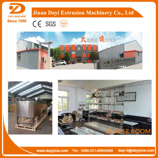 Core Filled Food/Snack Food Processing Line/ Machinery (twion screw extruder) pictures & photos