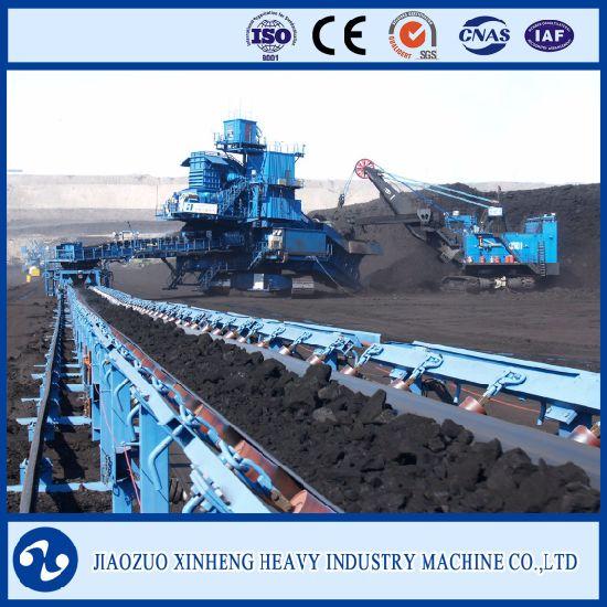 Coal Fixed Belt Conveyor / Industrial Equipment & Components