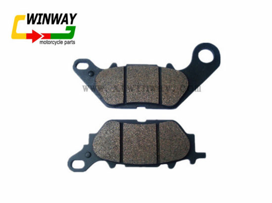 Ww-5125 Non-Asbestos, High Performance Motorcycle Brake Disks Pads for YAMAHA Ybr125 pictures & photos
