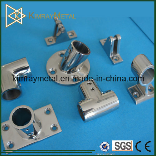 Stainless Steel Boat Railing Round Base China Stainless