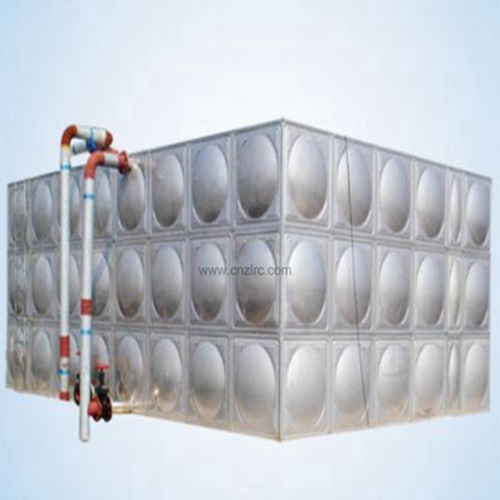 Rectangular Stainless Steel Water Storage Tank / Flexible Water Reservoir / Water Container pictures & photos