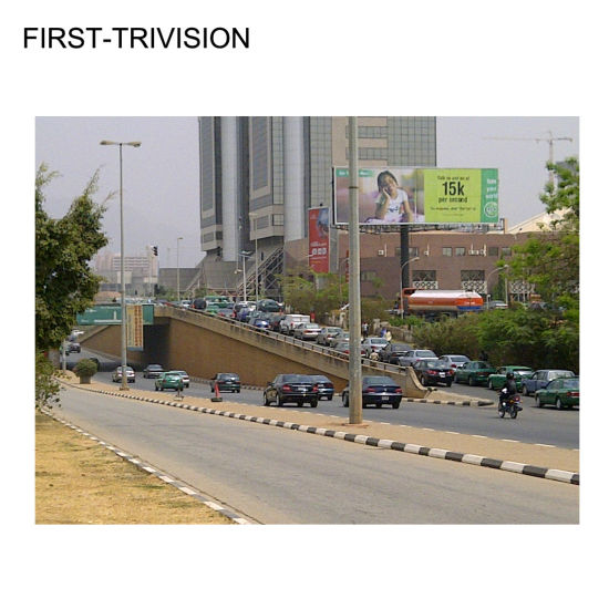 T Shape Road Traffic Outdoor Billboard--Tri-Vision pictures & photos