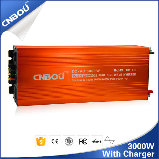 3000W with Charge Inverters pictures & photos