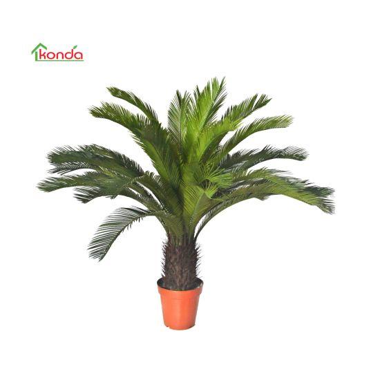 Artificial Plants Sago Cycas Bonsai Tree Decoration