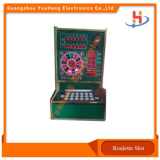 Haiti Popular Free Game High Payout Mini Roulette Game Machine