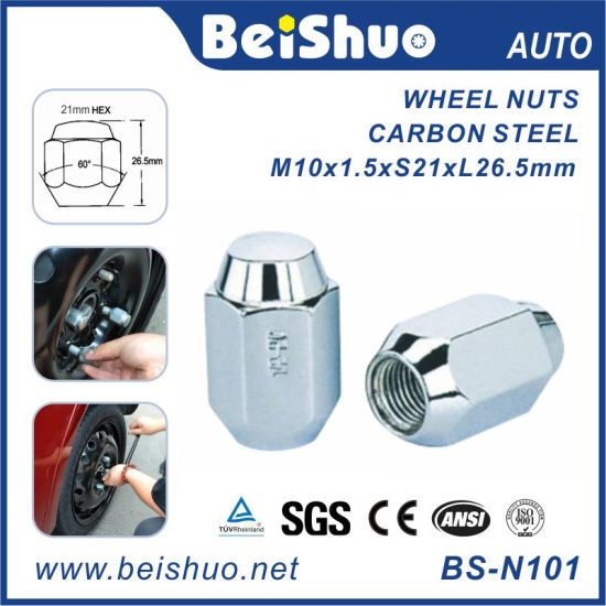 Auto Parts Wheel Nuts for Alloy Wheels