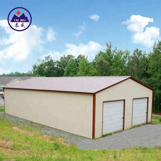 Low Cost Steel Structure Prefabricated, What Is The Cost Of A Prefab Garage