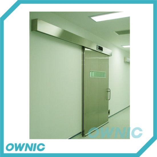 Stainless Steel Plate Automatic Operation Room Door Hermetic Door