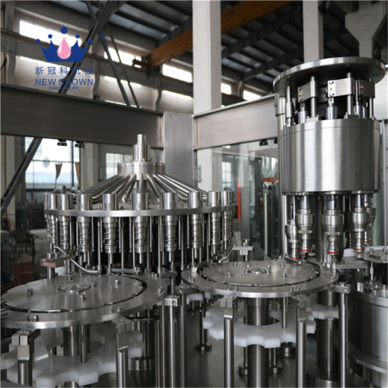 2018 Automatic Mineral and Pure Water Filling Machine pictures & photos