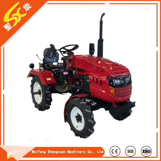 Factory Directly Supply All Kinds of Farm Mini Tractor for Agricultural pictures & photos