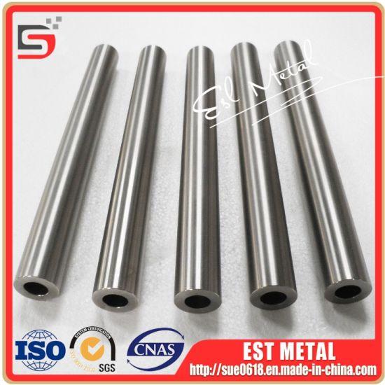 China Manufacturer ASTM B861 Gr2 Seamless Titanium Tube