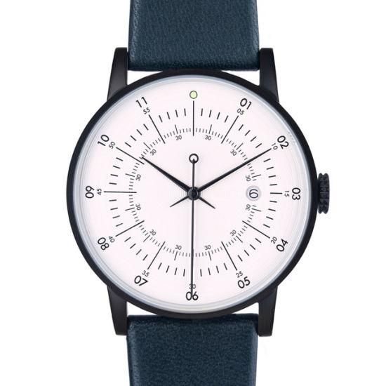 Wholesale Original Men's Watch Simple Calendar Ultra Thin Men's Watch European and American Fashion Business Watch Men