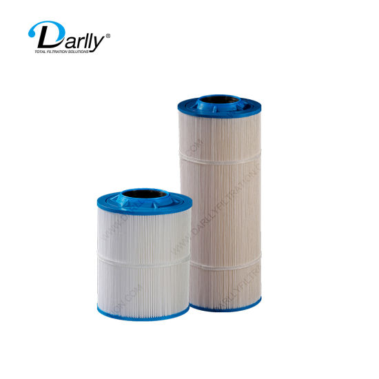 Darlly Washable Reuseable Durable Pleated Filter Cartridge for Swimming Pool Water Treatment