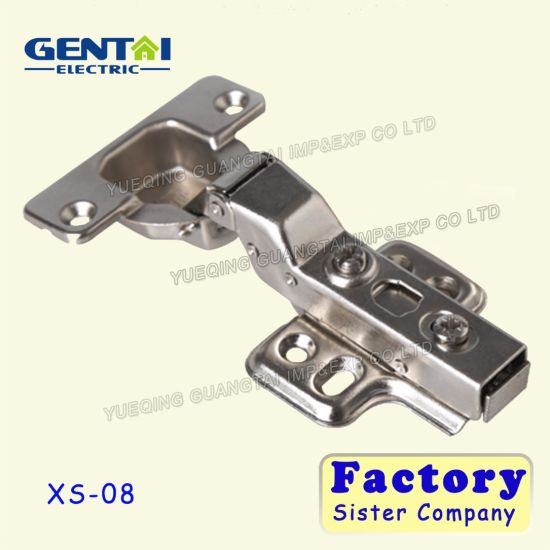 Attrayant Cabinet Soft Close Hinge Cabinet Closer Nickel Plated Hinge