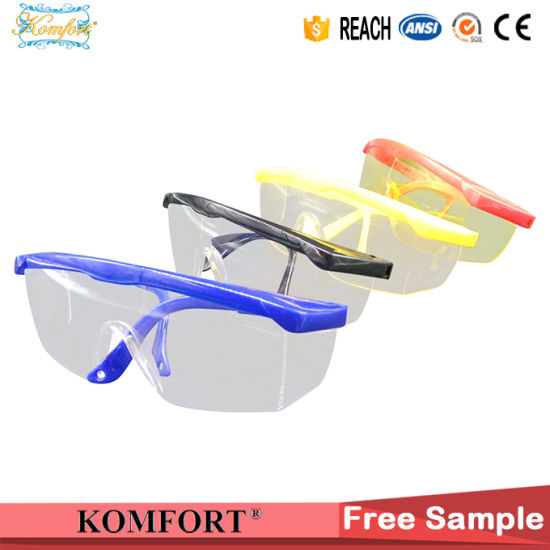 PC Safety Protective Working Glasses with CE& ANSI pictures & photos