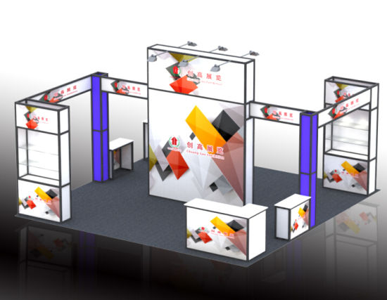 Exhibition Shell Quotes : China m customized shell scheme exhibition booth china