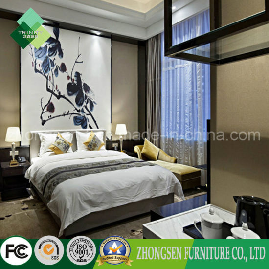 Chinese Classical Style Royal Furniture Bedroom Set Sales Online (ZSTF 22)