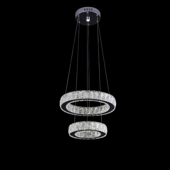 Hot Item Modern Crystal Pendant Light For Living Room