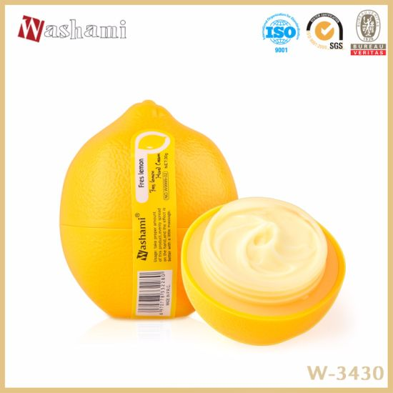 Washami Fresh Lemon Fruit Whitening Lotion Hand Cream pictures & photos