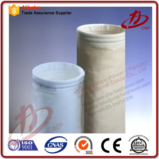 High Quality PPS Material Dust Collector Filter Bags