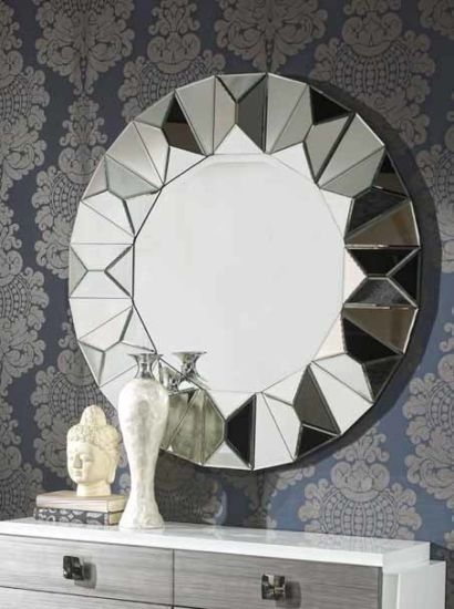 China Fancy Unique Decorative Wall Mirror China Wall Mirror Decorative Mirror