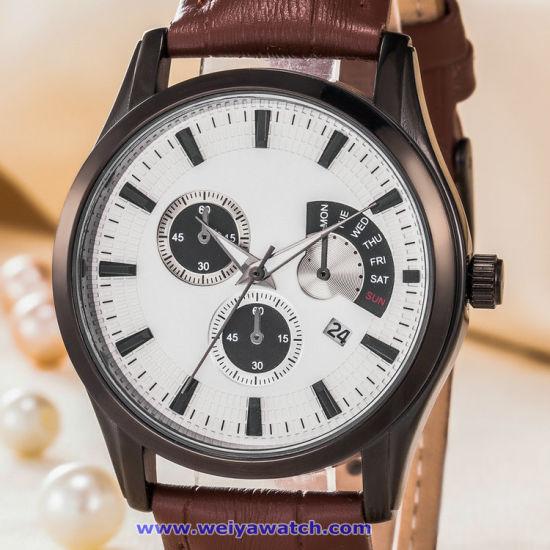 Romanson Quartz Watch Fashion Wrist Watches for Men Ladies (WY-17009A)