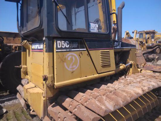 Used Caterpillar D5c LGP Crawler Bulldozer Cat D5c Tractor