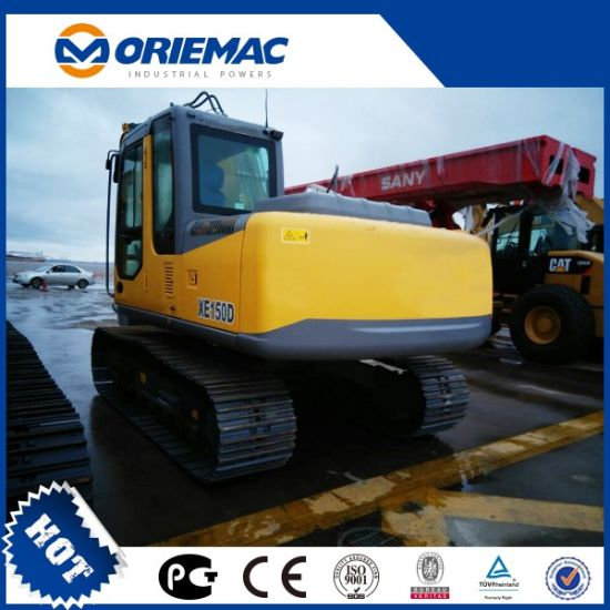 China Widely Used 15 Tons Hydraulic Crawler Excavator Lonking