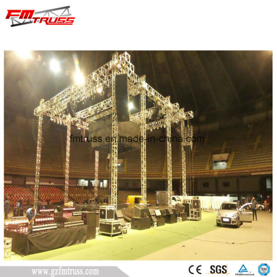 Stage Truss Equipment Good Truss 400mmx600mm pictures & photos