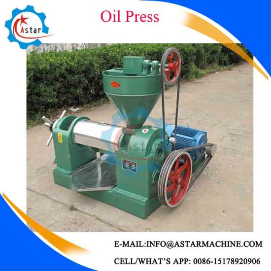 Small Home Use Sesame Oil Press for Sale pictures & photos