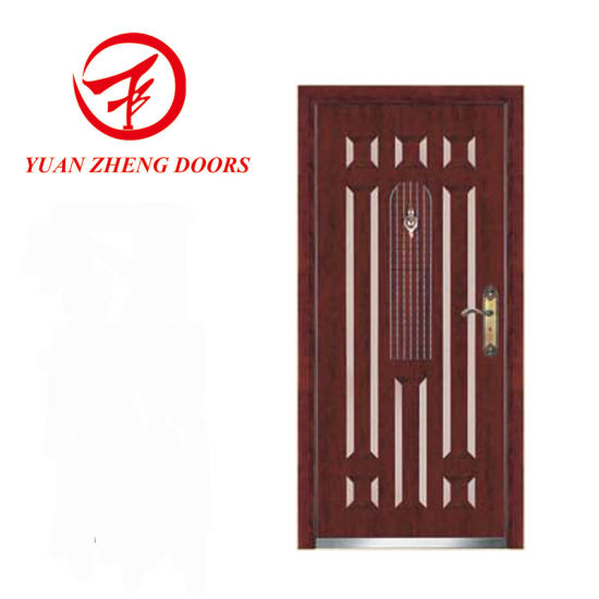 India Hot Sale Security Steel House Entry Door pictures & photos