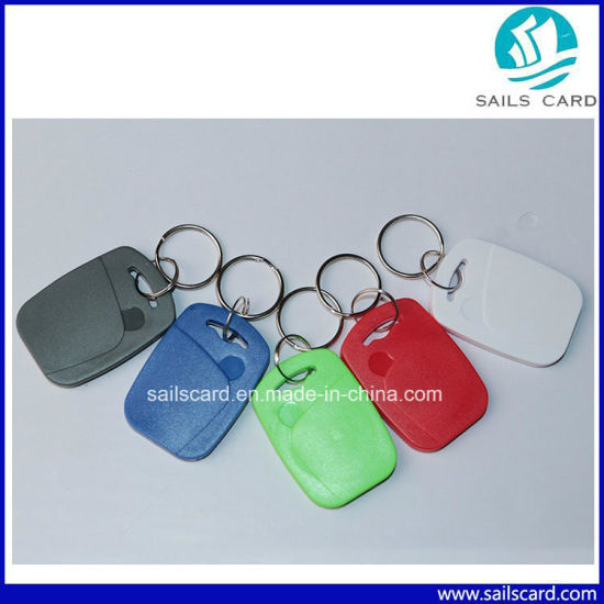 F08 Fudan Smart Tag RFID Keyfobs pictures & photos