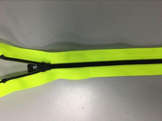 Nylon Zipper Revesible Fluorescence Tape