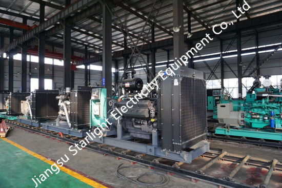 electric generator power plant. 50kw Shangchai Open Type Diesel Electric Generator Power Plant With Ce/ISO Approval S